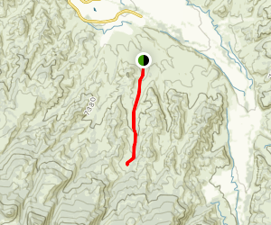 Third Gulch Trail Map