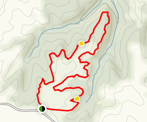 Little Dipper Trail Map