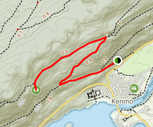 Drummond Hill Map