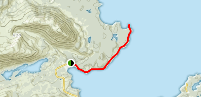 Termination Point Map