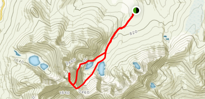 Carrauntoohil Map