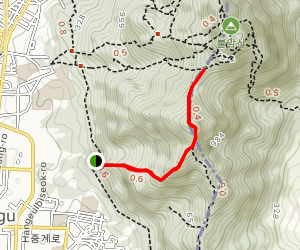Buramsan View Map