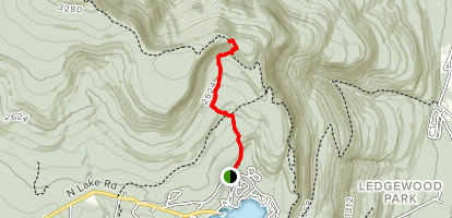 North Point Map