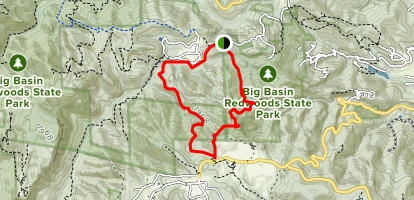 Eagle Rock and Little Basin Trails Loop - California | AllTrails