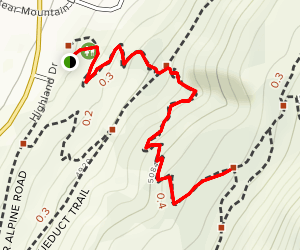 Orson Smith Trail Map