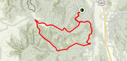Norwesca Trail Map