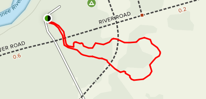 Sandhill Trail  Map
