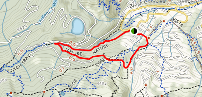 Nature Trail Map