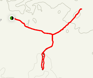 Caves Trail Map