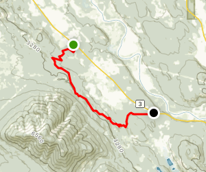 Chief Isadore Trail: Mayook Section Map