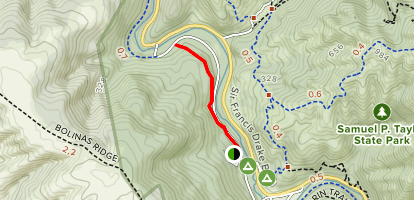 Ox Trail Map
