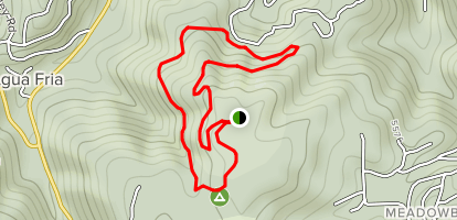 Dogwood Campground Loop Map
