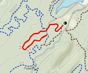Family Trail Map