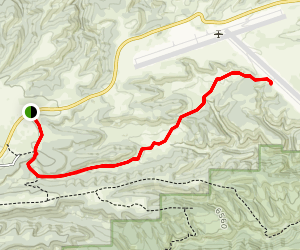 Elk Valley Trail Map