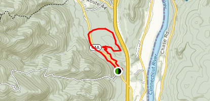 Swoops and Loops Trail Map