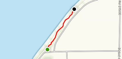 Beer-can Trail Map
