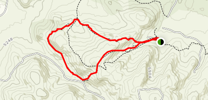Bokmarie 10km Route Map