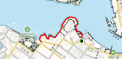 Laurel Point Map