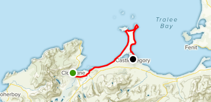 Dingle Way: Cloghane to Castlegregory - County Kerry, Ireland ... on