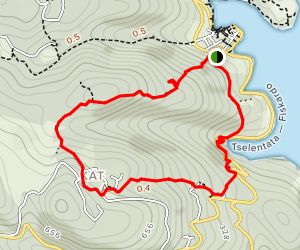 The Cypress Trail Map