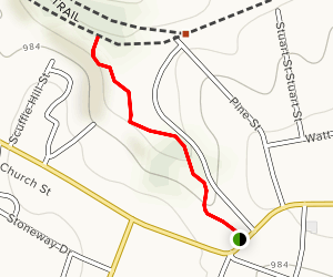 Silver Bell Trail Map