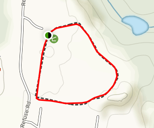 Jack Dalton Park Loop Map