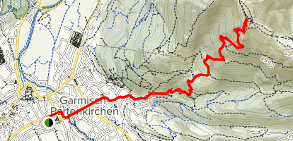 Map Of Germany Mountains.Wank Mountain Bavaria Germany Alltrails