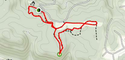 Trout Lily Trail Map