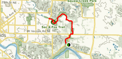 Sac and Fox Trail - Iowa | AllTrails Sac Map on story map, sce map, smc map, smf map, fremont map, wayne map, slc map, strategic air command map, spu map, sacto ca map, ssc map,