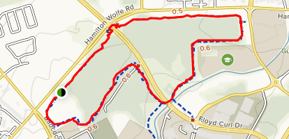 Map Of Texas Medical Center.Medical Center Jogging Trail Texas Alltrails
