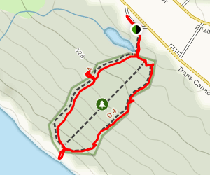 Gander Winter Park Loop Map