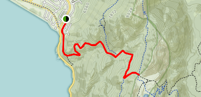 Tunnel Creek Trail Map