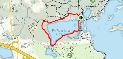 Wildwing Trail Map