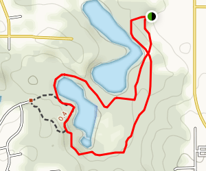 Patrick Eagan Trail Loop Map