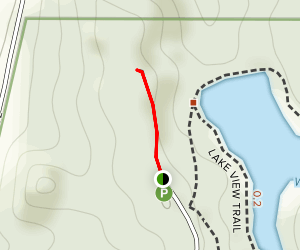 Missouri River Overlook Trail Map