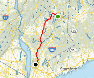 North County and Putnam Trailway Map