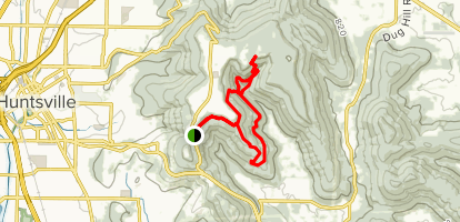 Arrowhead to Natural Well Loop Map