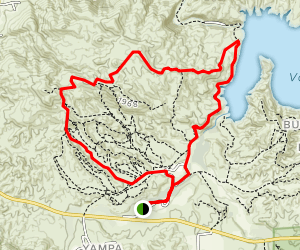 Vail Lake Loop Map