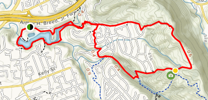 Whispering Creek Trail, Chabot-Garin Trail, Shady Canyon ... on contra loma map, caldwell map, las trampas map, diablo valley map, hartnell map, cull canyon map, santiago canyon map, quarry lakes map, allan hancock map, carroll map, frank's map, cal university map, los medanos map, berkeley city map, cosumnes river map,