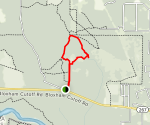 Nemours Trail Map