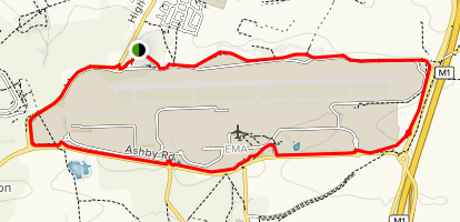 Airport Trail  Map