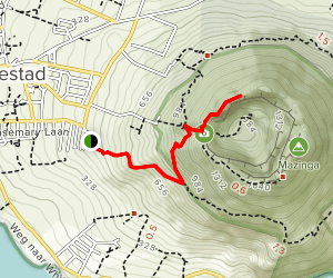 Quill Trail Map