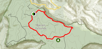 Griffiths Trail Map