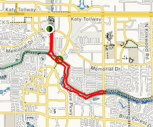 Blue Jay, Anthills, and Quail Trail Loop Map