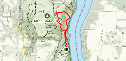 Campground Loop  Map