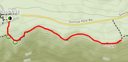 Silver Forest Trail Map
