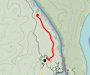 Macuco Trail Map