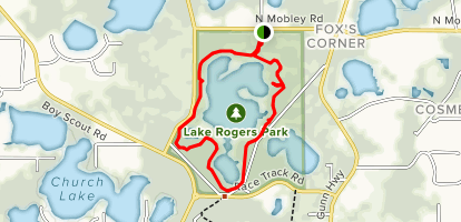 Lake Rogers Park Trail Florida Alltrails - Rogers-us-coverage-map