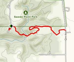 Swede Point Park Trail Map