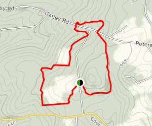 Andy's Trail Map